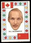 1972 O-Pee-Chee Team Canada #12  Bill Goldsworthy  Front Thumbnail