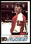 1977 O-Pee-Chee #257  Ross Lonsberry  Front Thumbnail