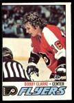 1977 O-Pee-Chee #115  Bobby Clarke  Front Thumbnail