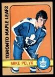 1972 O-Pee-Chee #17  Mike Pelyk  Front Thumbnail