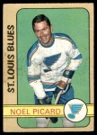 1972 O-Pee-Chee #180  Noel Picard  Front Thumbnail