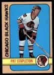 1972 O-Pee-Chee #4  Pat Stapleton  Front Thumbnail
