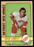 1972 O-Pee-Chee #45  Nick Libett  Front Thumbnail