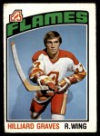 1976 O-Pee-Chee NHL #273  Hilliard Graves  Front Thumbnail