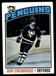 1976 Topps #72  Ron Stackhouse  Front Thumbnail