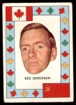 1972 O-Pee-Chee Team Canada #2  Red Berenson  Front Thumbnail