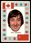 1972 O-Pee-Chee Team Canada #16  Guy Lapointe  Front Thumbnail