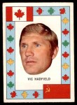 1972 O-Pee-Chee Team Canada #13  Vic Hadfield  Front Thumbnail