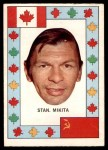 1972 O-Pee-Chee Team Canada #19  Stan Mikita  Front Thumbnail