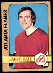 1972 O-Pee-Chee #53  Larry Hale  Front Thumbnail