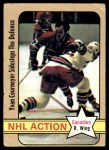 1972 O-Pee-Chee #44   -  Yvan Cournoyer In Action Front Thumbnail