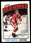 1976 O-Pee-Chee NHL #262  Terry Harper  Front Thumbnail