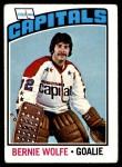 1976 Topps #227  Bernie Wolfe  Front Thumbnail