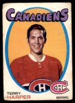 1971 O-Pee-Chee #59  Terry Harper  Front Thumbnail