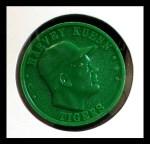 1959 Armour Coins #11 G  Harvey Kuenn  Front Thumbnail