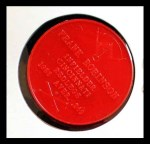 1959 Armour Coins #14 RED  Frank Robinson  Back Thumbnail