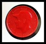 1955 Armour Coins #2 RED  Yogi Berra  Front Thumbnail