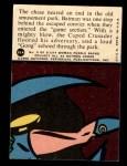 1966 Topps Batman Red Bat #21   Batman Wins a Prize Back Thumbnail