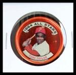 1964 Topps Coins #144   -  Tony Taylor All-Star Front Thumbnail