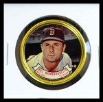 1964 Topps Coins #47   Bill Monbouquette   Front Thumbnail