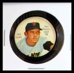 1962 Salada Coins #169  Jim Davenport  Front Thumbnail
