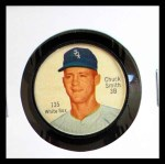1962 Salada Coins #135 CHW Charlie Smith    Front Thumbnail