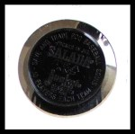 1962 Salada Coins #12  Nellie Fox  Back Thumbnail