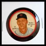 1962 Salada Coins #16  Bobby Del Greco  Front Thumbnail