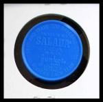 1962 Salada Coins #215  Duke Snider  Back Thumbnail