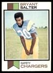 1973 Topps #67  Bryant Salter  Front Thumbnail