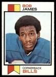 1973 Topps #120  Bob James  Front Thumbnail