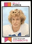 1973 Topps #131  Billy Parks  Front Thumbnail