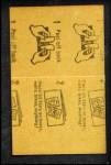 1963 Topps Peel-Offs  Luis Aparicio  Back Thumbnail