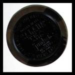 1962 Salada Coins #160  Carl Warwick  Back Thumbnail