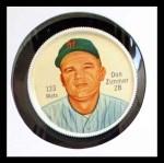 1962 Salada Coins #123 NY Don Zimmer    Front Thumbnail