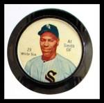 1962 Salada Coins #29  Al Smith  Front Thumbnail