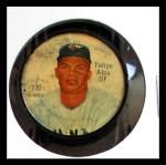 1962 Salada Coins #130  Felipe Alou  Front Thumbnail