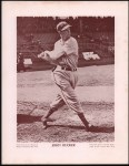 1916 The Baseball Magazine Company #15  John Rucker  Front Thumbnail