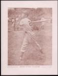 1916 The Baseball Magazine Company #18  Mickey Witek  Back Thumbnail