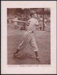 1916 The Baseball Magazine Company #18  Mickey Witek  Front Thumbnail