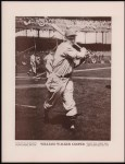 1916 The Baseball Magazine Company #1  Walker Cooper  Front Thumbnail