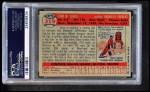 1957 Topps #319  Gino Cimoli  Back Thumbnail