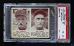 1941 Double Play #57  / 58 Ted Williams / Jim Tabor  Front Thumbnail