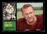1962 Topps #30  Jim Ray Smith  Front Thumbnail