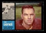 1962 Topps #35  Jim Shofner  Front Thumbnail