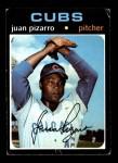 1971 Topps #647  Juan Pizarro  Front Thumbnail
