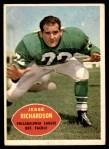 1960 Topps #91  Jesse Richardson  Front Thumbnail