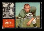 1962 Topps #122  J.D. Smith  Front Thumbnail