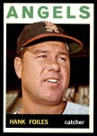 1964 Topps #554  Hank Foiles  Front Thumbnail