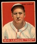 1933 World Wide Gum #82  Ray Kolp    Front Thumbnail